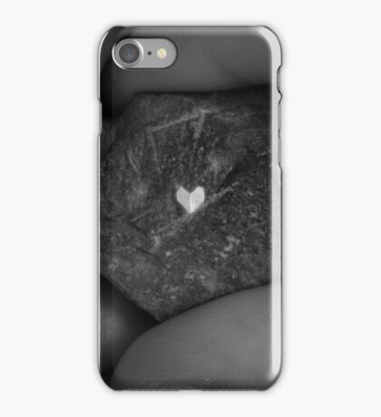 Tough Shell, Delicate Soul iPhone Case/Skin