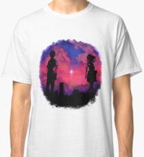 Anime sunset Classic T-Shirt