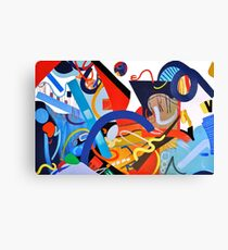 Abstract Interior #5 Canvas Print