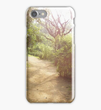 To the light iPhone Case/Skin
