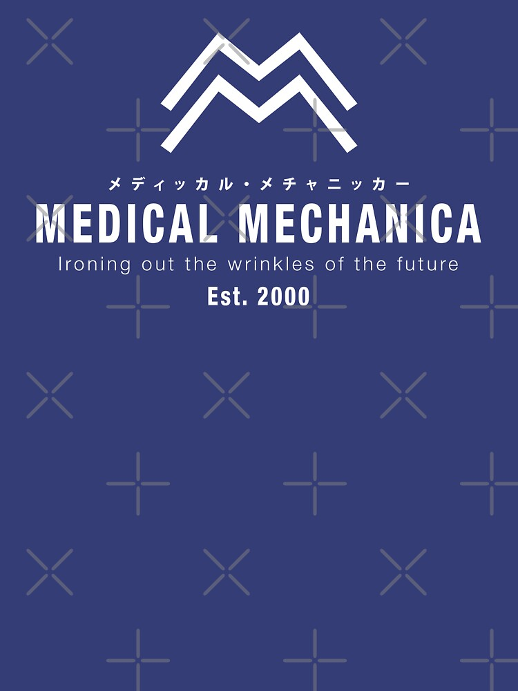 Medical Mechanica (Canti Version) | Unisex T-Shirt