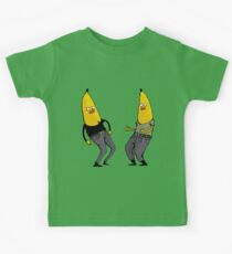bananas in regular clothing Kids Tee