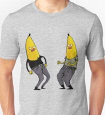 bananas in regular clothing Unisex T-Shirt