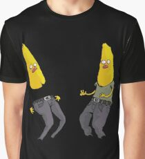bananas in regular clothing Graphic T-Shirt