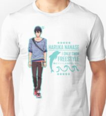Free! - Haruka Nanase T-Shirt Unisex T-Shirt