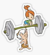 Flintstones Sticker