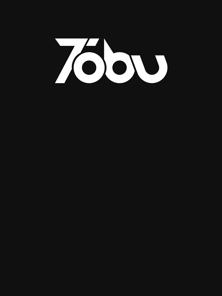 Tobu - White logo by tobu
