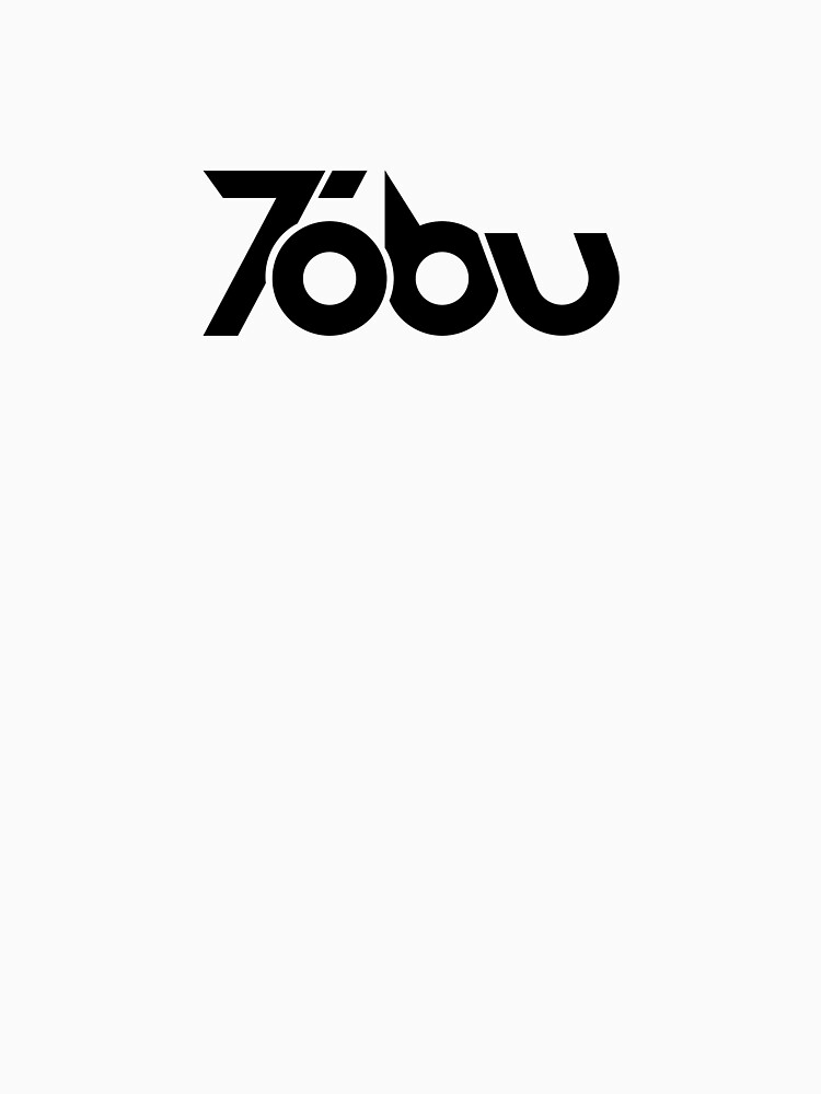 Tobu - Black Logo by tobu