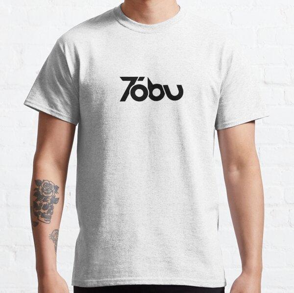 Tobu - Black Logo Classic T-Shirt