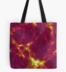 The Cosmic Web Tote Bag