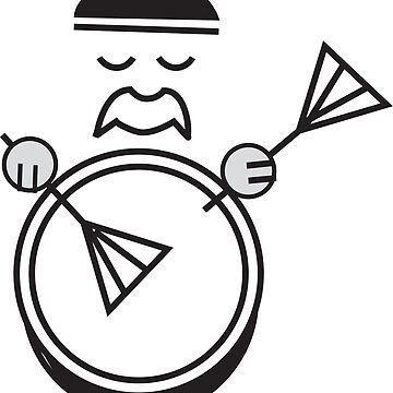 Drummer Logo by mconnor