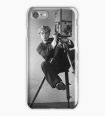 Buster Keaton iPhone Case/Skin