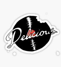Delicious Sticker