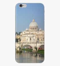 Sunday morning in Rome iPhone Case
