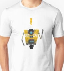 Claptrap Borderlands Unisex T-Shirt