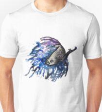 Galaxy Betta Fish  Unisex T-Shirt