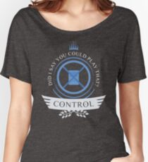 Magic The Gathering - Control Life Women's Relaxed Fit T-Shirt