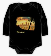 Florida Sunset One Piece - Long Sleeve