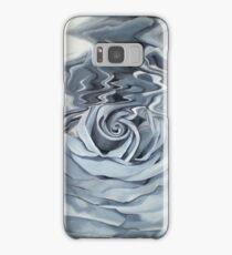 Eye and Flower Diptych Samsung Galaxy Case/Skin
