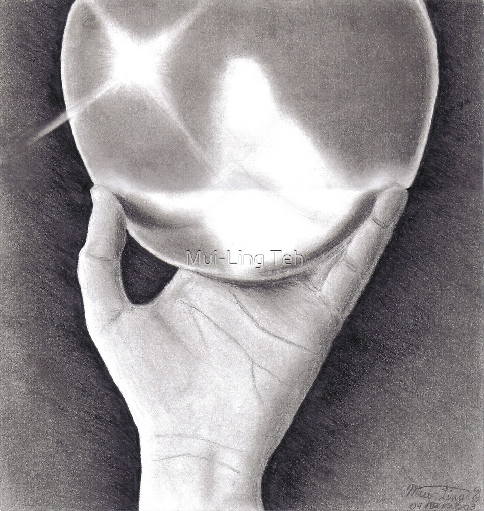 Reflection in a Ball by Mui-Ling Teh