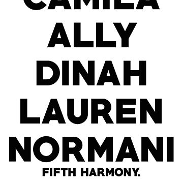 Nombres 5H de foreverbands