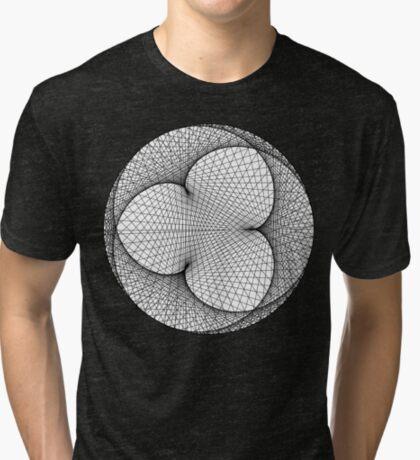 Modulo n = 294.09 m = 149.548 Tri-blend T-Shirt