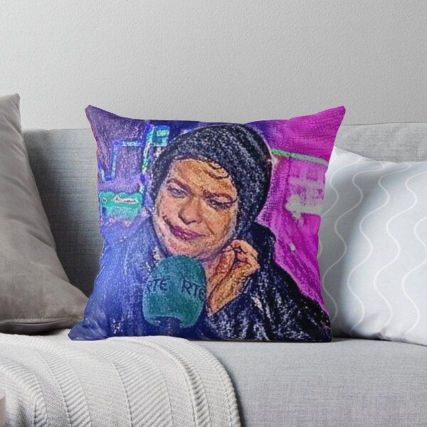 Teresa Mannion Irish Weather Throw Pillow