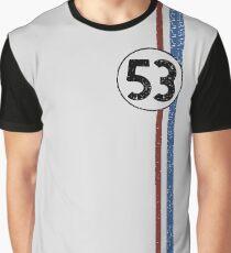 Herbie (Love Bug) #53 Graphic T-Shirt