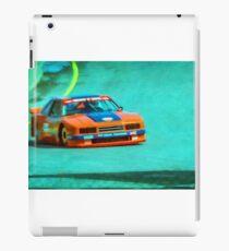Early 1980s Mercury Capri SCCA Trans-Am racer iPad Case/Skin