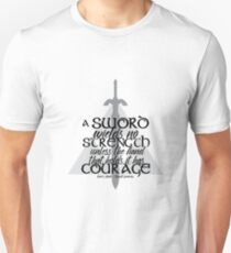Camiseta unisex Sombra del héroe - Twilight Princess