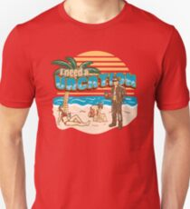 I need a vacation Slim Fit T-Shirt