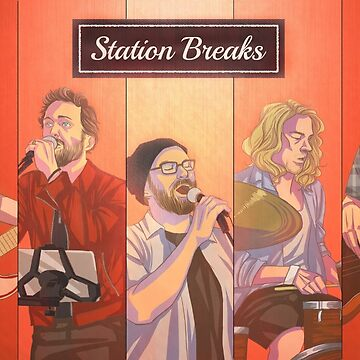 Station Breaks by toastytofu