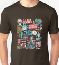 Rick & Morty Quotes Unisex T-Shirt