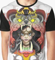 Camiseta gráfica Beargirl