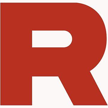 Team Rocket R by GaiSensei
