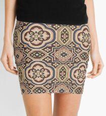 Clara Oswald - Jacquard Print Mini Skirt