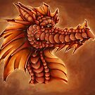 Dragonhead by MishMonster