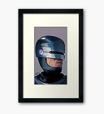 Robocop  Framed Print