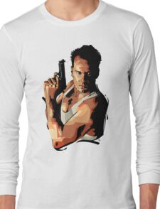 Die Hard 1 Long Sleeve T-Shirt