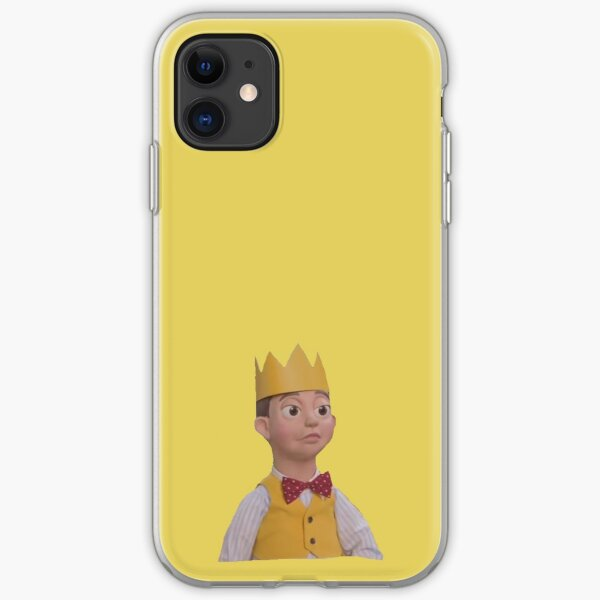 King. iPhone Soft Case