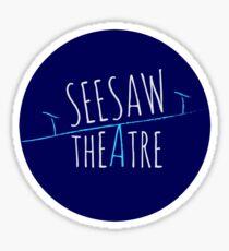 Seesaw Theatre Sticker