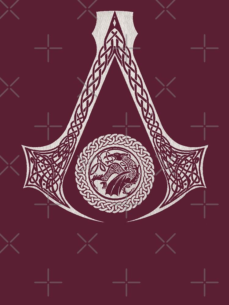 Norse Assassin Brotherhood by Schwaz