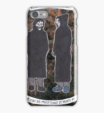 Brand New The Devil and God iPhone Case/Skin