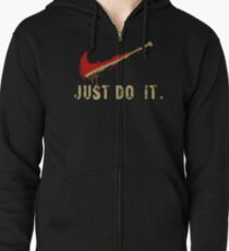 The Walking Dead - Lucille Zipped Hoodie