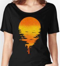 Sun Drip Women's Relaxed Fit T-Shirt