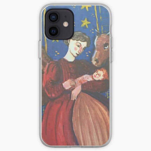 Dolls' Nativity iPhone Soft Case