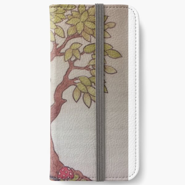 Fairy tree iPhone Wallet