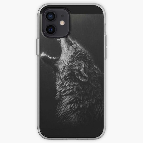 Pouring Howl iPhone Soft Case