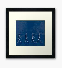 IF THE BEATLES.. Framed Print