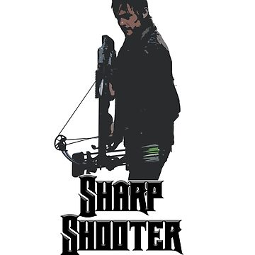 """The Walking Dead- Daryl """"SharpShooter"""" by lukeyy"""